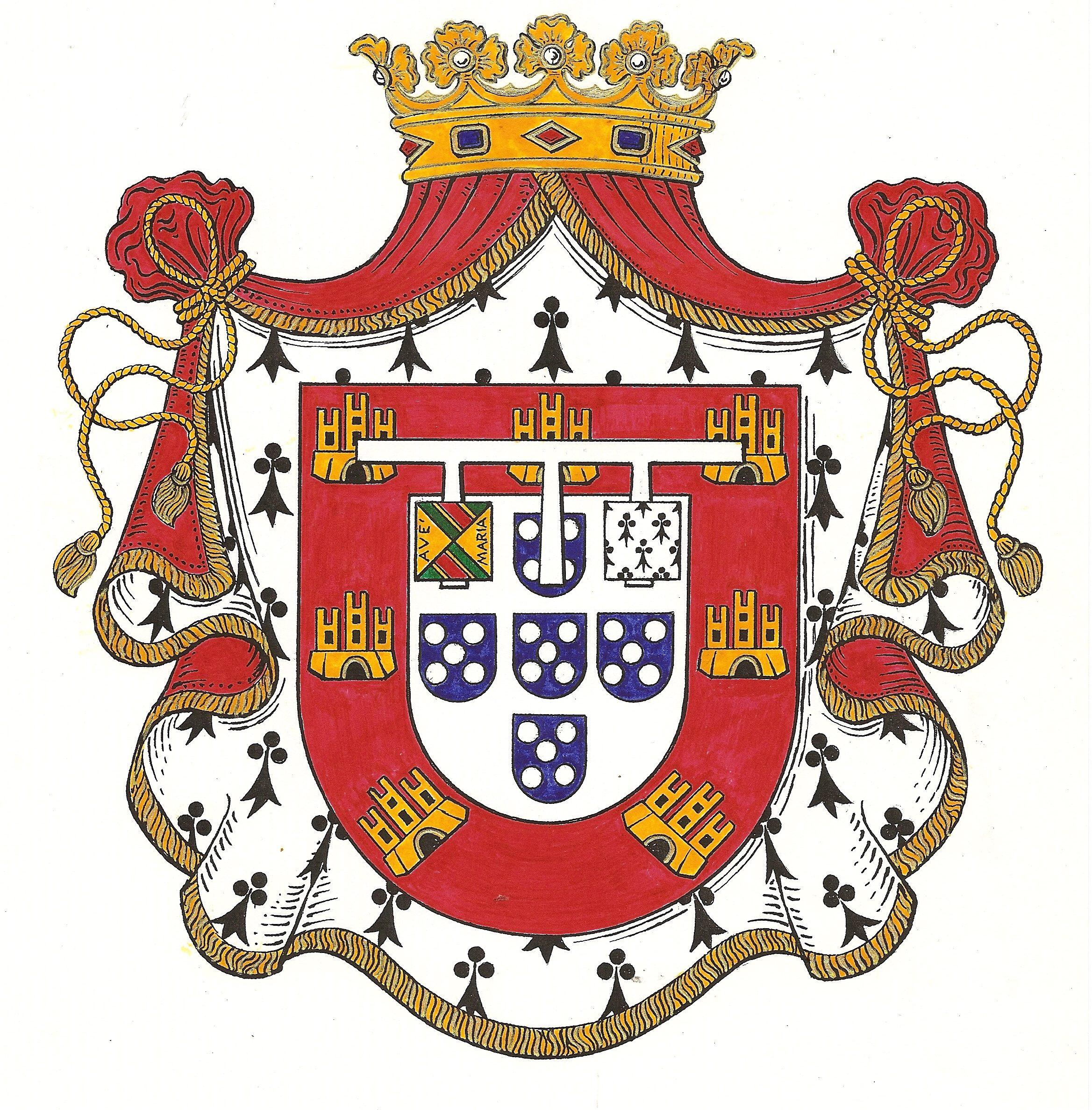 Casa de S.A. o Sereníssimo Senhor D. Filipe, Conde do Rio Grande